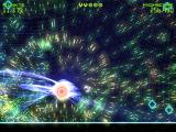 Geometry Wars: Retro Evolved Windows An active wormhole dragging everything around it into itself.