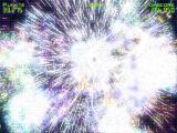 Geometry Wars: Retro Evolved Windows Touching a wormhole results in a big explosion - and your death.