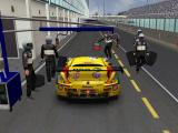 GTR 2: FIA GT Racing Game Windows The pit crew gets to work.