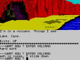 Savage Island ZX Spectrum I am in a volcano