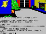 Gremlins: The Adventure ZX Spectrum Killed the gremlin