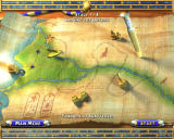Luxor 2 Windows A view of the game map
