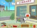 Where's the Blanket Charlie Brown? Windows No dogs allowed in the library