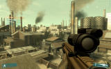 Tom Clancy's Ghost Recon: Advanced Warfighter Windows City overview at the LZ site.