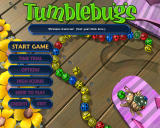 Tumblebugs Windows Main menu