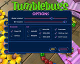 Tumblebugs Windows Game options
