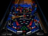 Pro Pinball: The Web Windows Playing a game in the highest resolution.