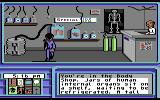 Neuromancer Commodore 64 The body shop