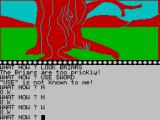 The Golden Baton ZX Spectrum Redwood trees