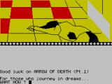 Arrow of Death Part I ZX Spectrum For those who thought the original was fun, but too short?