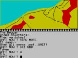 Arrow of Death: Part I ZX Spectrum On the cliff edge