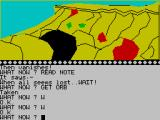 Arrow of Death: Part I ZX Spectrum All a bit treacherous here