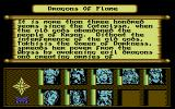 Dragons of Flame Commodore 64 Introduction