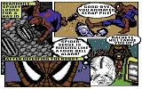 The Amazing Spider-Man and Captain America in Dr. Doom's Revenge! Commodore 64 Spiderman's comic