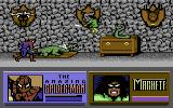 The Amazing Spider-Man and Captain America in Dr. Doom's Revenge! Commodore 64 Spiderman vs Machete
