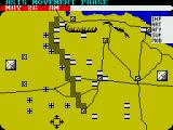 Tobruk: The Clash of Armour ZX Spectrum Need to select them using the cursor