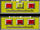 Tobruk: The Clash of Armour ZX Spectrum Requesting reinformcements