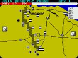 Tobruk: The Clash of Armour ZX Spectrum The supply trucks need to be further forward