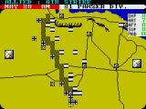 Tobruk: The Clash of Armour ZX Spectrum The Allies sending one down