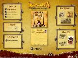 Rayman 10th Anniversary Collection Windows Rayman 3 Woodlum Havoc Print Studio: Greeting Cards