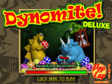 Dynomite Deluxe Windows Loading screen