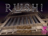 Rush Windows Title screen