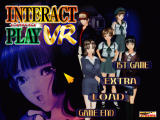 Interact Play VR Windows Title screen