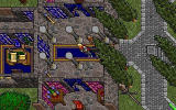 Ultima VII: The Black Gate DOS House exploration in Trinsic