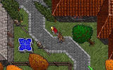 Ultima VII: The Black Gate DOS Iolo is the first companion to join you. Exploring the city of Trinsic