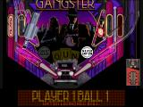 hyper 3-D Pinball DOS Gangster bottom - 2D plain view