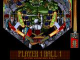 hyper 3-D Pinball DOS Myst & Majik bottom - 2D plain view