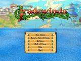 Tradewinds Windows Main menu