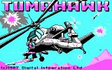 Tomahawk DOS Title screen