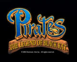 Pirates: The Legend of Black Kat PlayStation 2 Main Title