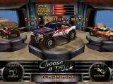 Off Road Challenge Nintendo 64 Truck Select Screen