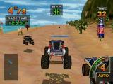 Off Road Challenge Nintendo 64 The Crusher in Baja