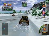 Off Road Challenge Nintendo 64 Thunder Bolt in Pikes Peak