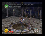 Pirates: The Legend of Black Kat PlayStation 2 Some skeletons just doesn't like people to dig around their graves.