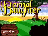 Eternal Daughter Windows Title screen