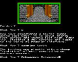 Dungeons, Amethysts, Alchemists 'n' Everythin' Amiga Fake torches