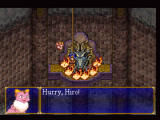 Lunar 2: Eternal Blue Complete PlayStation Ruby talks a lot
