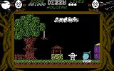 Dizzy: The Ultimate Cartoon Adventure Commodore 64 Starting location