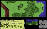The Faery Tale Adventure: Book I Commodore 64 One enemy is defeated, but another one is already approaching