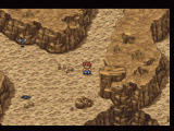 Lunar 2: Eternal Blue Complete PlayStation Dungeon navigation. Visible enemies