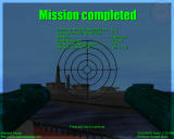 Gunner 2 Windows Mission Complete