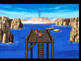 Lunar 2: Eternal Blue Complete PlayStation Beautiful view!..