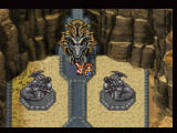 Lunar 2: Eternal Blue Complete PlayStation Ancient statues...