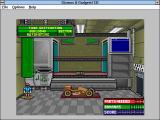 Super Solvers: Gizmos & Gadgets! Windows 3.x Car assembly area