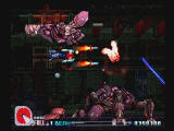 R-Type Delta PlayStation Sixth Contact - generic futuristic fortress
