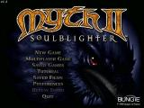 Myth II: Soulblighter Linux Title Screen